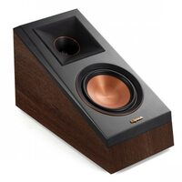 Klipsch RP-500SA Walnut Vinyl DOLBY ATMOS ELEVATION / SURROUND SPEAKER