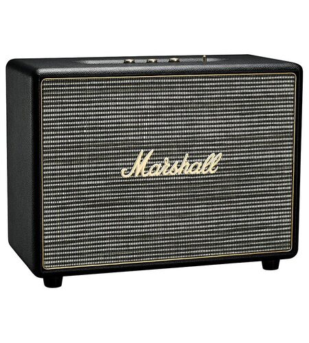 Marshall Woburn Black Hi-Fi Wireless Bluetooth Speaker
