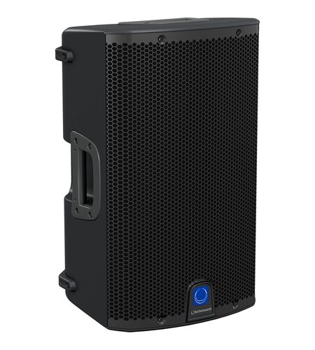 TURBOSOUND iQ10 | 2500W KLARK TEKNIK DSP, ULTRANET Networking