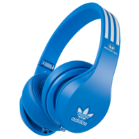 Наушники Monster Adidas Originals Over-Ear Blue