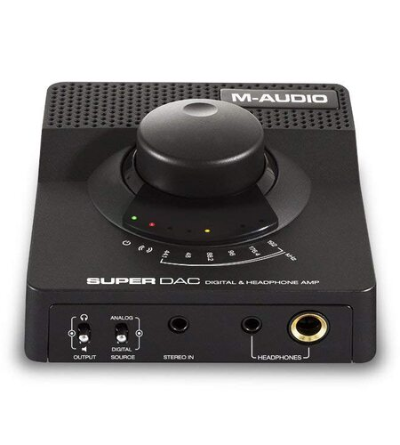 M-Audio SUPER DAC II | USB 24-bit/192kHz