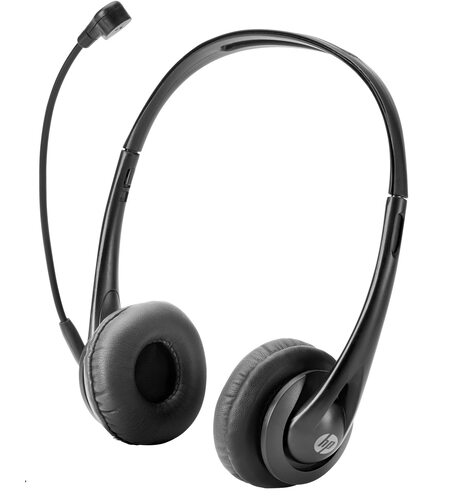 HP T1A66AA Stereo 3.5mm VOIP Гарнитура