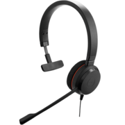 Гарнитура для колл-центра Jabra EVOLVE 20 MS Mono Black