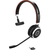 Гарнитура Jabra EVOLVE 65 MS Mono Black