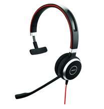 Гарнітура Jabra EVOLVE 40 MS Mono Black