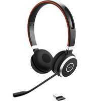 Гарнитура Jabra EVOLVE 65 MS Stereo Black