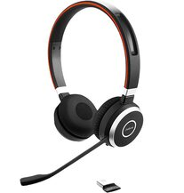 Гарнітура Jabra EVOLVE 65 MS Stereo Black