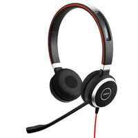 Гарнитура Jabra EVOLVE 40 MS Stereo Black