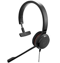 Гарнітура Jabra EVOLVE 30 MS Mono Black