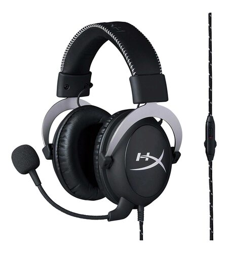 Гарнитура HyperX Cloud Pro Gaming Headset Silver