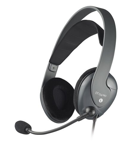 Beyerdynamic DT 234 PRO 32 Om Headset for Multimedia and Broadcast Applications
