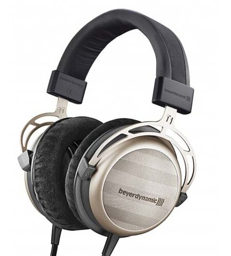 Beyerdynamic T1 the 2nd Generation Audiophile Stereo Headphones with Dynamic Semi-Open Design