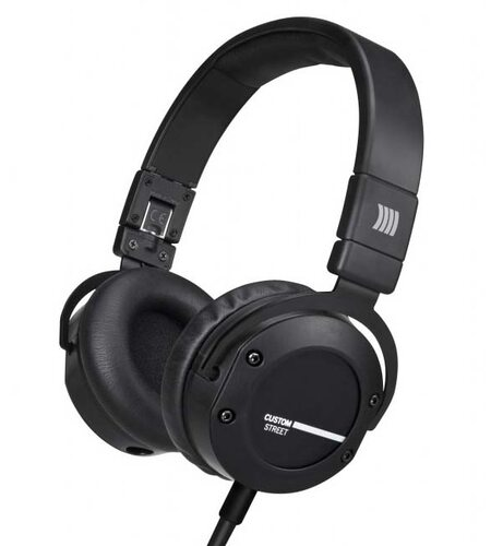Beyerdynamic Custom Street Black On-ear Headphones