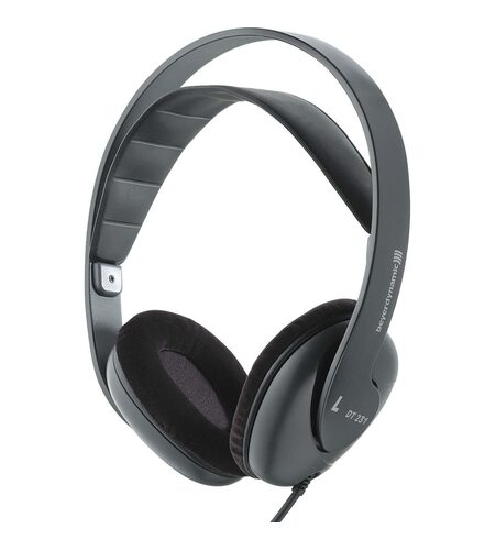 Beyerdynamic DT 231 PRO 32 Om Lightweight Headphone for Studio and Stage Applications