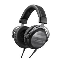 Наушники Beyerdynamic T5P 2nd Generation Hi-Fi Black