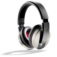 Наушники Focal Listen Closed Back Over-Ear Silver