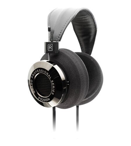 Grado PS2000e Professional Series Dynamic Open Air Stereo Headphone