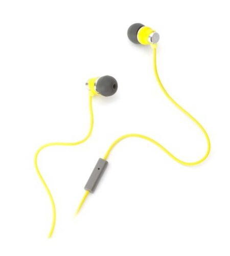Griffin EARBUDS - BOLTS TALK (YELLOW)