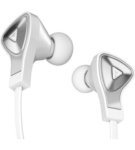 Monster DNA In-Ear - White with Satin Chrome