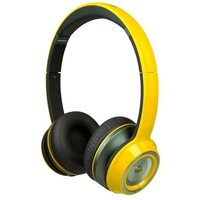 Monster NCredible NTune Solid On-Ear Headphones - Solid Yellow