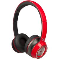 Наушники Monster NCredible NTune Cherry Red