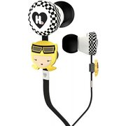 Monster Harajuku Lovers Wicked Style In-Ear Featuring Interchangeable Faces