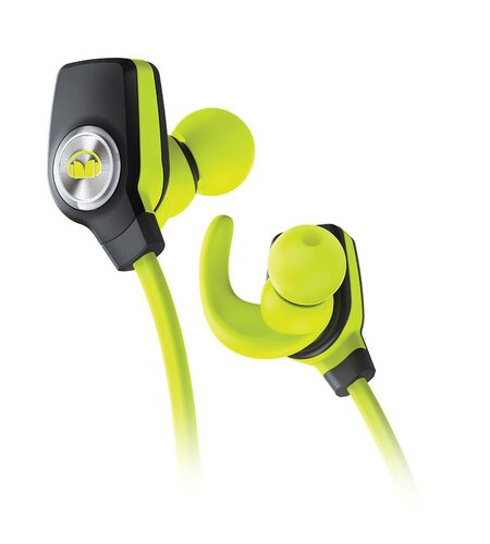 Monster iSport Bluetooth Wireless SuperSlim™ In-Ear - Green