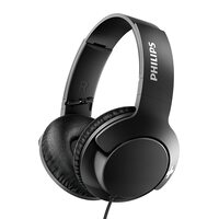 Наушники Philips BASS+ Black
