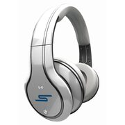 Наушники Hi-Fi SMS Audio SYNC by 50 Wireless Over-Ear Headphones White