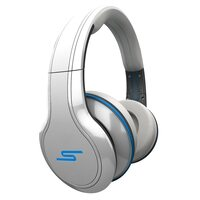 Наушники Hi-Fi SMS Audio STREET by 50 Wired Over-Ear Headphones White
