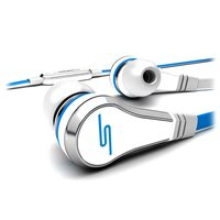 Наушники SMS Audio STREET by 50 Wired Earbuds White