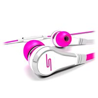 Наушники SMS Audio STREET by 50 Wired Earbuds Pink