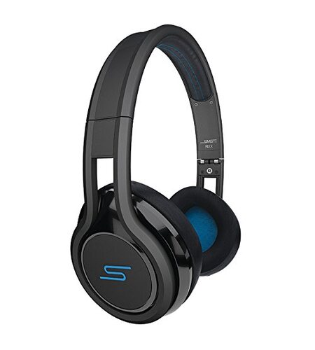 SMS Audio STREET by 50 Wired On Ear - Black