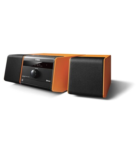 Yamaha MCR-B020 Orange Hi-Fi Bluetooth Аудиосистема