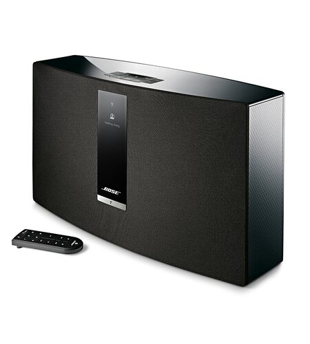 Bose SoundTouch 20 Series III FM Wi-Fi Bluetooth минисистема (Black)