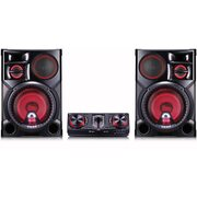 Караоке минисистема LG CJ98 3500W Hi-Fi с Bluetooth® Black