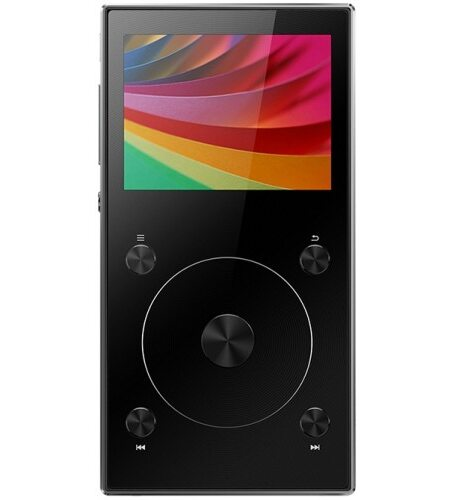 FIIO X3 III Black High Resolution Digital Audio Player