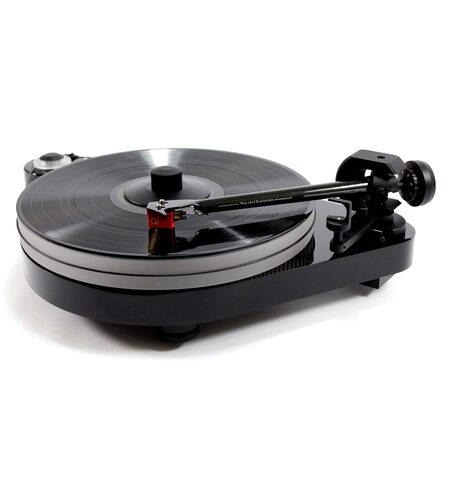 Pro-Ject RPM-5 Carbon piano Quintet red