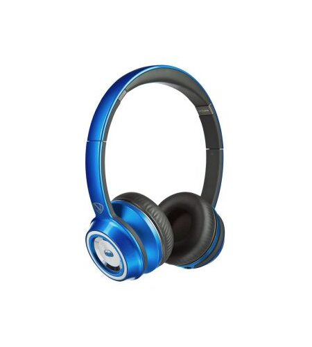 Monster NCredible NTune On-Ear - Candy Blue