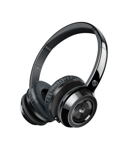 Monster NCredible NTune On-Ear Headphones - Midnight Black