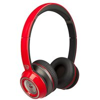 Накладные наушники Monster NCredible NTune Solid - Solid Red