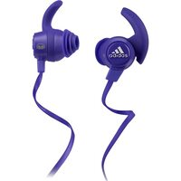 Наушники Monster Adidas Sport Response Earbuds Purple